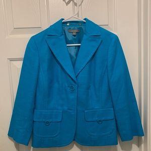 Ann Taylor Short Blazer Size 4
